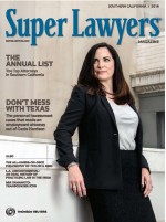 Super Lawyers - Southern California 2016